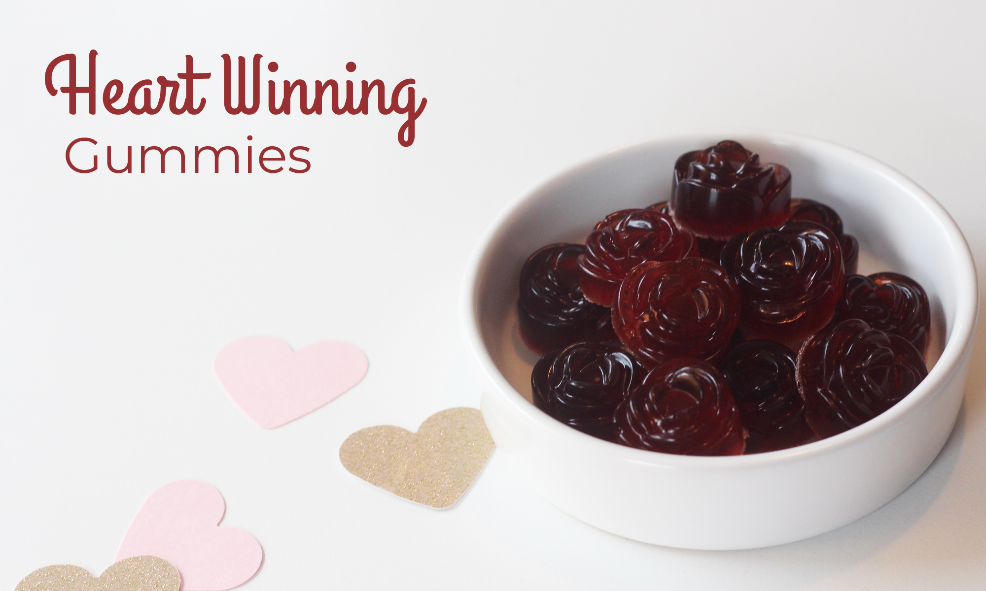 Win Hearts With These Healthy Gummy Fruit Snacks